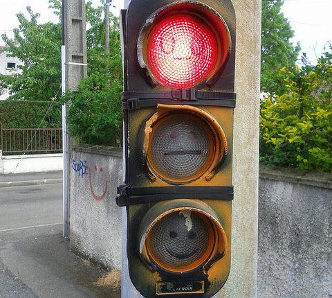 Expressive Traffic Lights